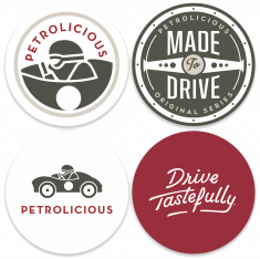 Petrolicious Sticker Pack (v2)
