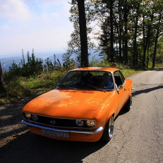 He's Owned, Restored, And Modified This Opel Manta Since He Was Just 13 Years Old