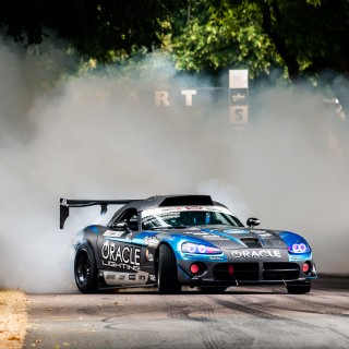 New Drift And Stunt Arena Will Add To The 2019 Goodwood Festival Of Speed