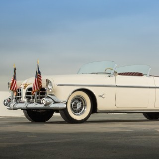 Famous Hollywood Cars Will Parade Around Los Angeles On President's Day