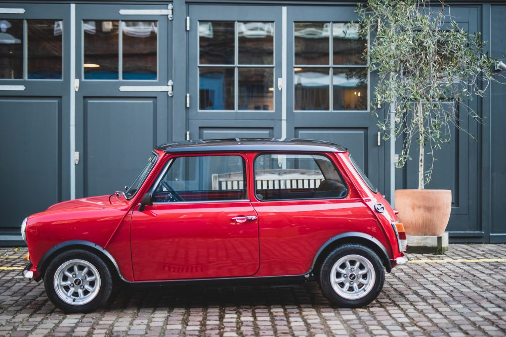 This Electric Mini Conversion Is Now Available To Order In