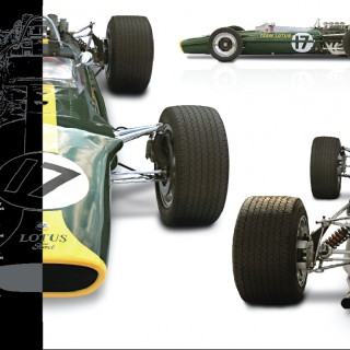 Limited Edition Books On Race Pits, John Player Specials, Lotus, and BMW Have Been Added To The Shop