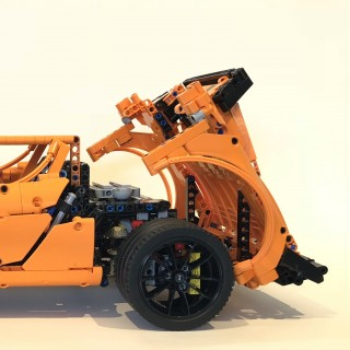 You Should Cannibalize Your Porsche GT3 LEGO To Build This Stratos Instead