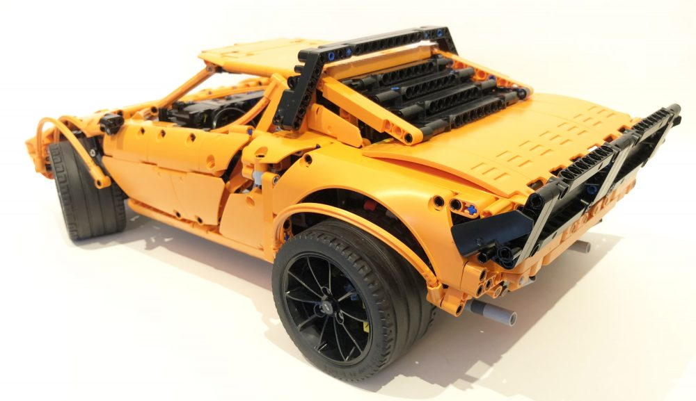 You Should Cannibalize Your Porsche GT3 LEGO To Build This Stratos ...