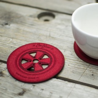 400-euro-job And Porsche Wheel Design Drink Coasters Have Been Added To The Shop