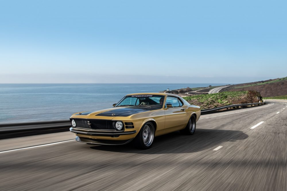Rethinking The Restomod: 1970 Ford Mustang Boss 302 Is