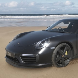 Zef Eisenberg Is Aiming For Over 200mph On Sand In His 1200bhp Porsche