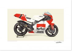 The Unbeatable: Wayne Rainey's 1992 Yamaha YZR500