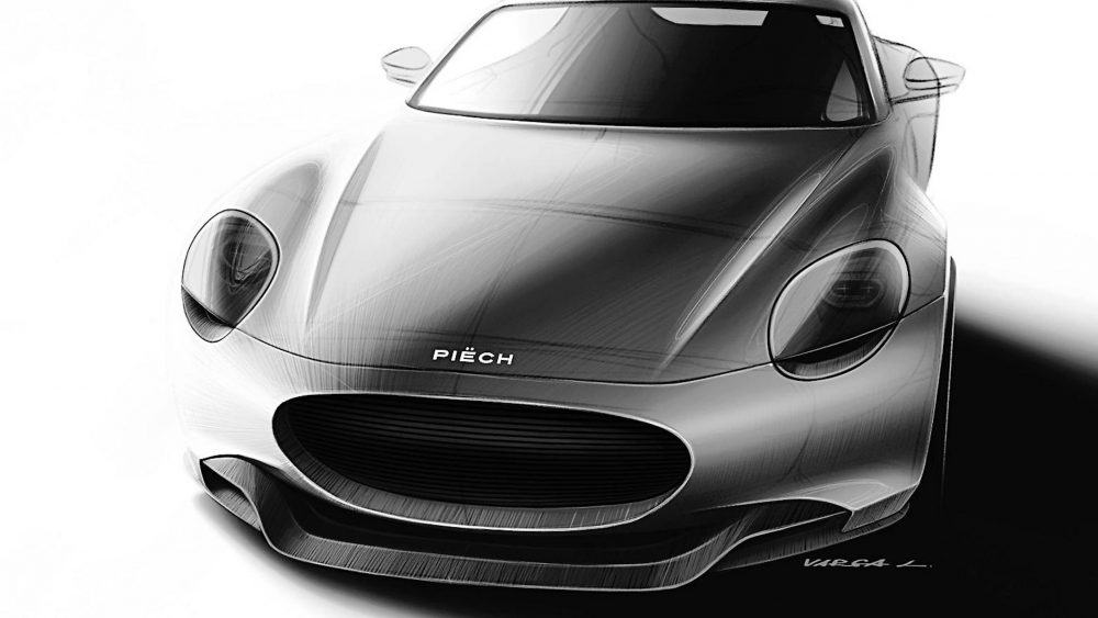 Image result for Ferdinand Porsche's great-grandson has made an electric car