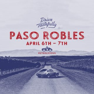 Join Petrolicious On Our Upcoming Rally, Drive Tastefully: Paso Robles