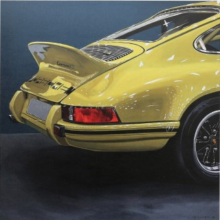 New Limited Edition Porsche Prints From Manu Campa Have Arrived In The 400-euro-job Shop