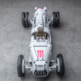 If This LEGO Auto Union Type C Reaches 10,000 Votes It Could Be Turned Into A Production Set