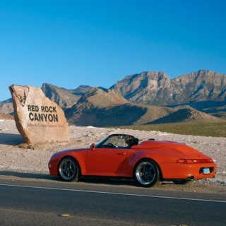 GALLERY: Go Behind The Scenes On Our 1995 Porsche 993 Speedster Film Shoot