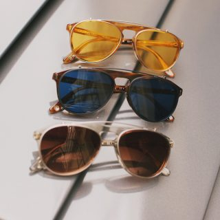 We've Partnered With Dom Vetro On These Classically-Styled 'Petrolista' Sunglasses