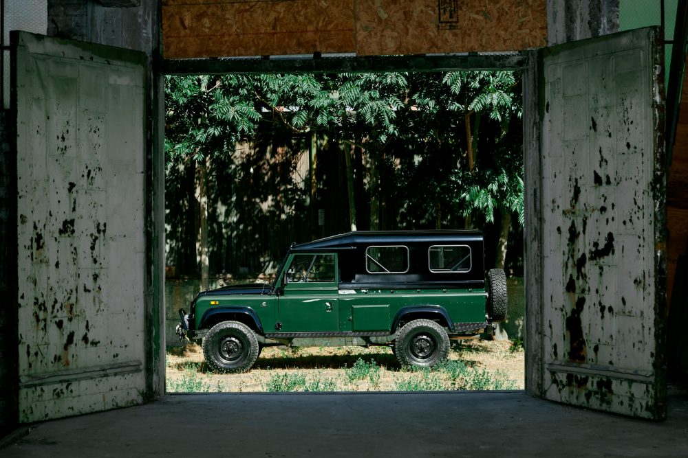 This Cummins Turbo Diesel Land Rover Defender Is Much More Than A