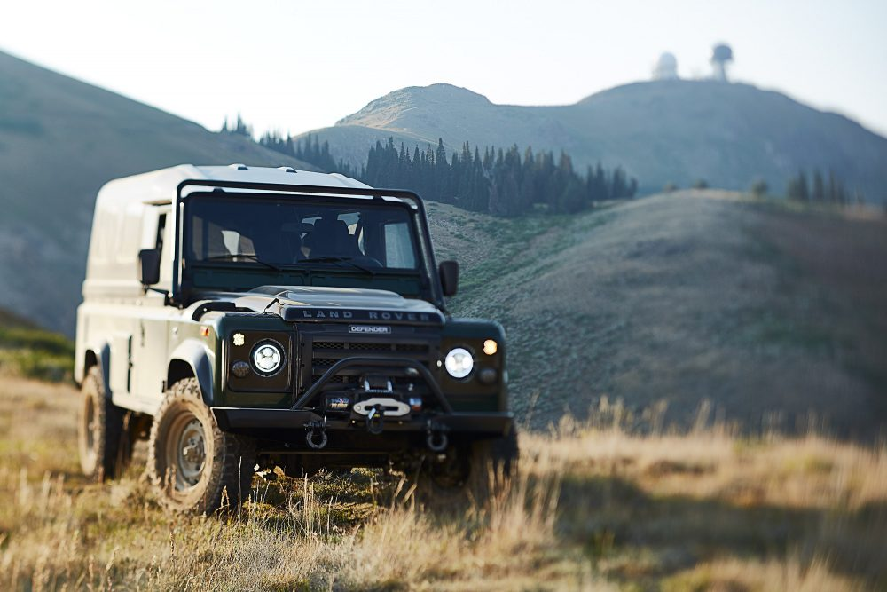 This Cummins Turbo Diesel Land Rover Defender Is Much More