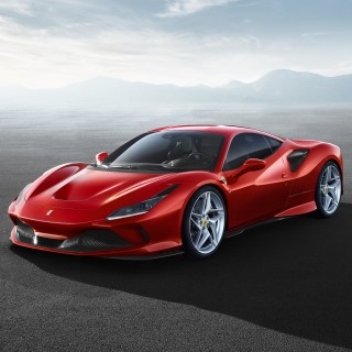 Ferrari's New F8 Tributo Is The Most Powerful V8 In The Company's History
