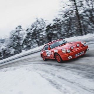GALLERY: Vintage Stuttgart Steel Takes On The Rallye Monte-Carlo Historique With Sideways 356s, 911s, And 914s
