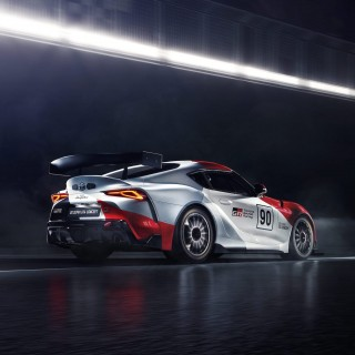 Toyota Has Built A GT4 Race Concept Version Of The New GR Supra