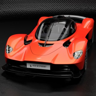 Now We Know That The Aston Valkyrie Will Produce 1160hp At 10,500rpm