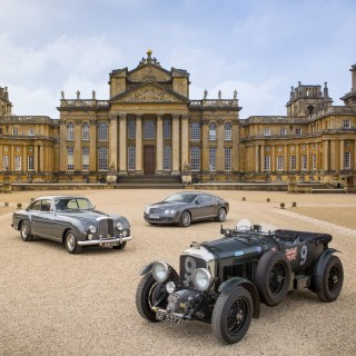 1001 Bentleys Expected For A Special Centenary Display At Salon Privé