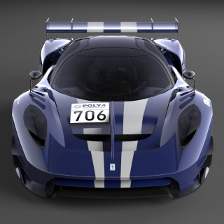 Scuderia Cameron Glickenhaus Shows New 004 In Race Trim—And Much More!