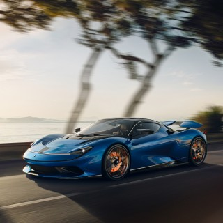 Revealed! Pininfarina's electric Battista hypercar, said to be faster from 0-62mph than an F1 car