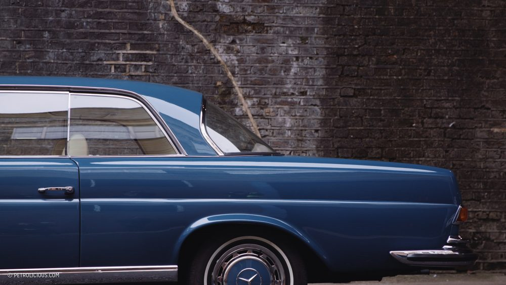 Gallery Go Behind The Scenes On Our 1968 Mercedes Benz 280se Film