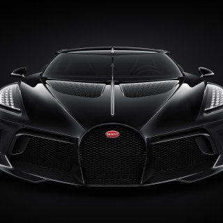 Bugatti's La Voiture Noire, The Most Expensive New Car In The World