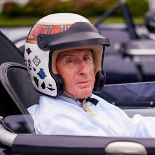 Festival Of Speed Will Celebrate Not One But Two Sir Jackie Stewart Anniversaries