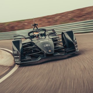 Formula E Attracts Two More—Porsche And Mercedes Unveil Their Electric Racers