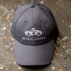 The Logo Hat (Charcoal)