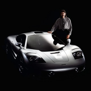Gordon Murray Says That The McLaren F1's True Successor Is Coming (And It's A V12)