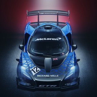 Bewinged Track-Only McLaren Senna GTR Is Performance Dialled Up To 11