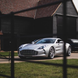 The Aston Martin One-77 Is Still A Compelling Example Of What A Modern GT Car Can Be
