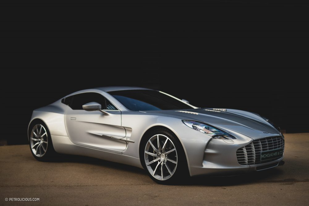The Aston Martin One 77 Is Still A Compelling Example Of What A Modern Gt Car Can Be Petrolicious