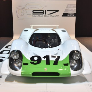 This Is How The Porsche Museum Will Celebrate 50 Years Of The 917
