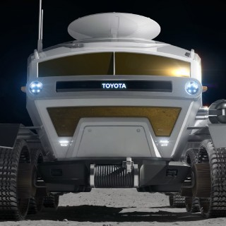 Toyota Looking To The Stars As It Explores The Possibilities Of A Manned Lunar Rover