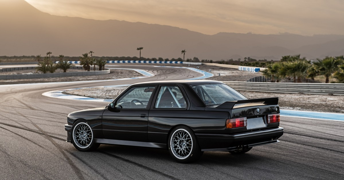 BMW E30 M3 >> Inspired By Its Touring Car Heritage This Bmw E30 M3 Is The