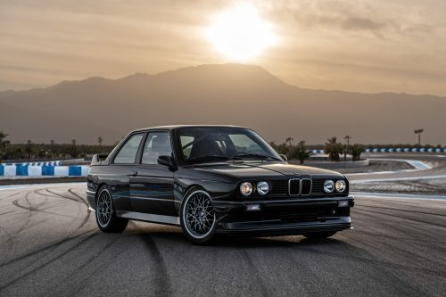 Inspired By Its Touring Car Heritage This Bmw E30 M3 Is The