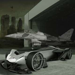 The Raton May Be A Glimpse Into The Future Of Race Car Design