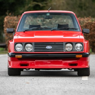 Highly Original X-Pack Escort RS2000 Is One Of 12 Fast Fords For Sale At UK Restoration Show Auction