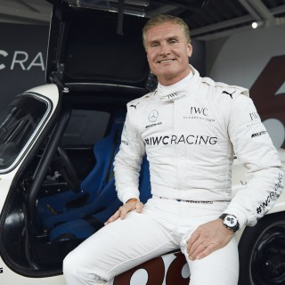 Formula 1 Star David Coulthard Becomes The Latest Goodwood Members' Meeting Attraction