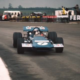 Sir Jackie Stewart And Silverstone Classic Working To Battle Dementia Using F1 Technology