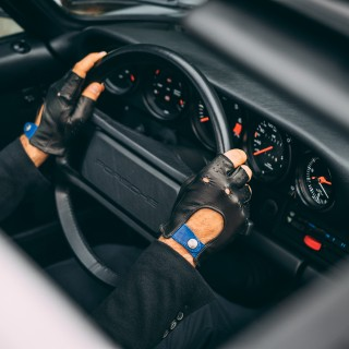 Stylishly Functional Driving Gloves From The Outlierman Have Been Added To The Petrolicious Shop