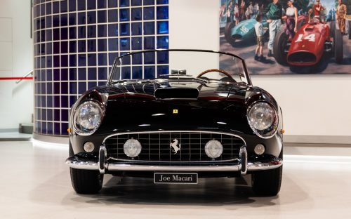 James Coburn S Ferrari 250 Gt California Spyder Swb Is Up For Sale