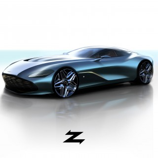 Aston Martin's DBZ Centenary Collection Celebrates Zagato Design House In Unprecedented Style