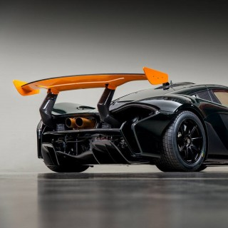 One-Off Canepa Commissioned McLaren P1 GTR Is Now Up For Sale