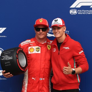 Michael Schumacher's Son Mick Set To Make His Ferrari F1 Test Debut