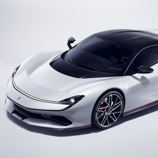 Pininfarina Battista Hypercar Will Make Its UK Debut At Goodwood Alongside The Duke's Lancia Aurelia